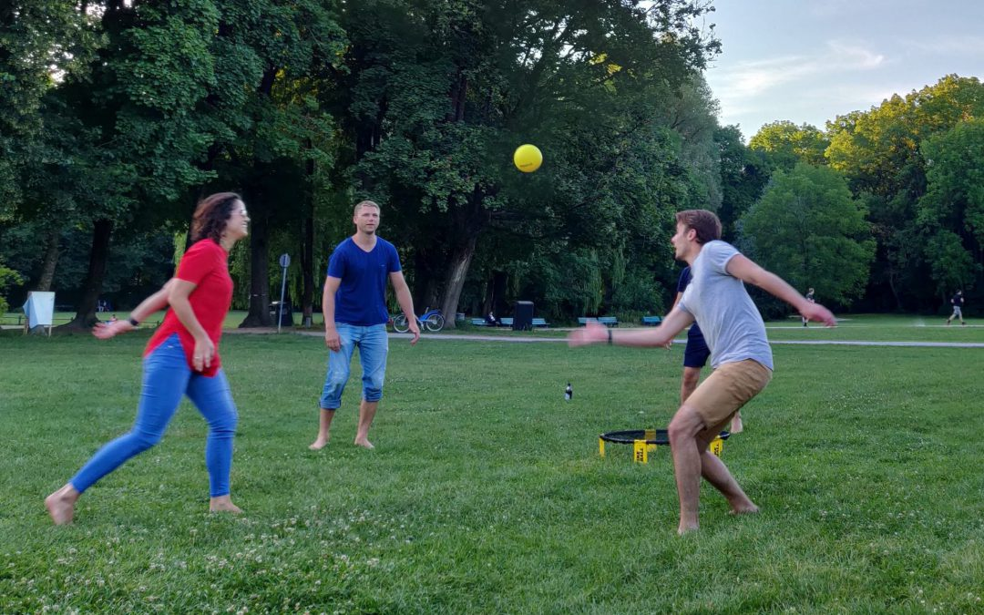 Can you patent… a new ball game?An IP look into Spikeball